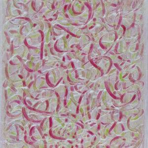 Métamorphose 5 - 30 x 24 cm - acrylique