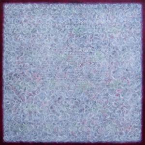 Métamorphose IV - 100 x 100 cm - acrylique