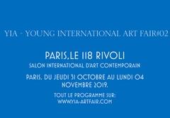 PARIS  Rivoli -Novembre 2019 : YIA